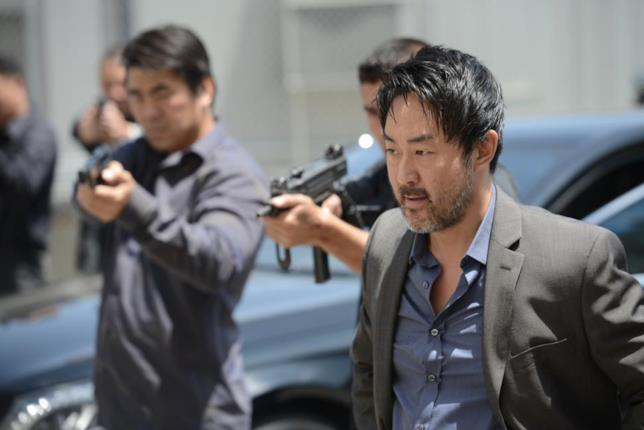 Kennet Choi di Sons of Anarchy