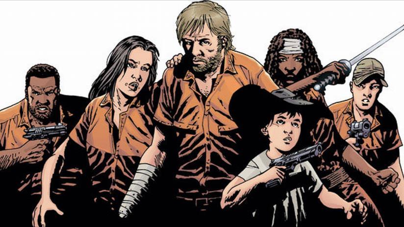 Il fumetto di The Walking Dead