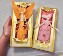 Sakura carte di Clow