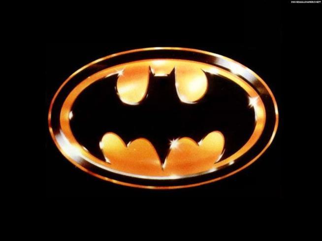 Il Logo del Batman di Tim Burton
