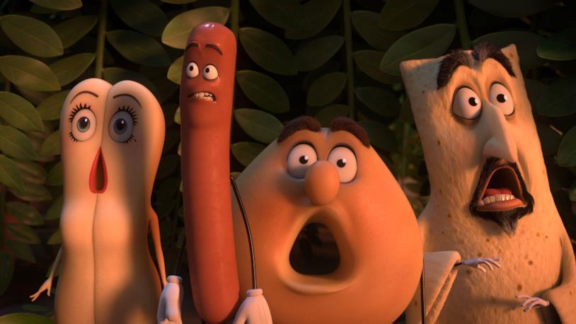 sausage party scena