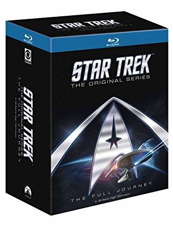 Star Trek Serie Classica cofanetto