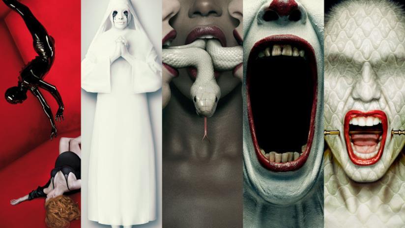 American Horror Story, ecco le foto direttamente dal set