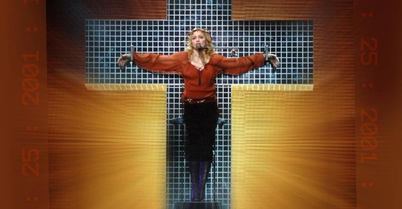 Madonna - The Confession Tour