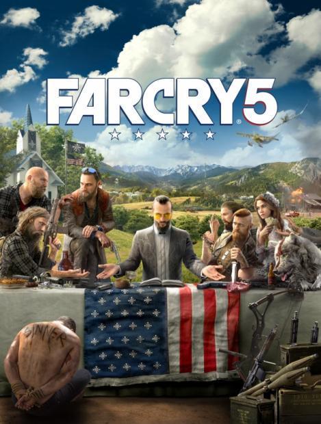 Far Cry 5 è disponibile su PS4, Xbox One e PC