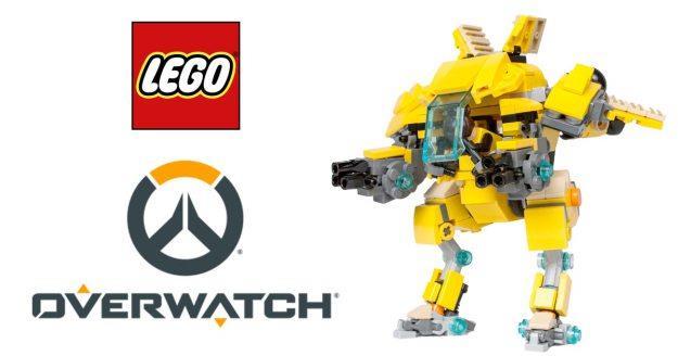 LEGO e Blizzard annunciano i set di Overwatch