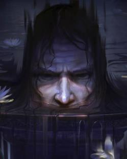 La copertina di Harry Potter e l'Ordine della Fenice in versione horror