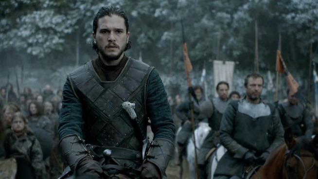 Jon Snow nella sesta stagione