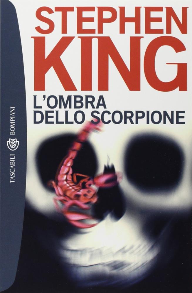 La copertina de L'ombra dello scorpione