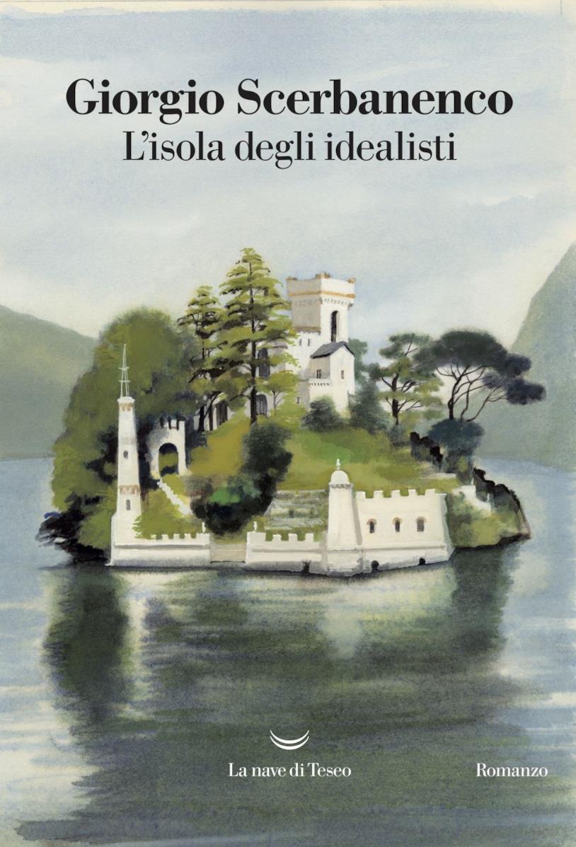 La copertina di L'isola degli idealisti