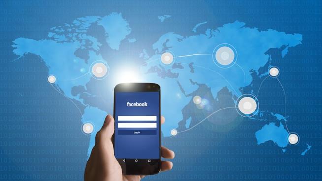 Logo di Facebook