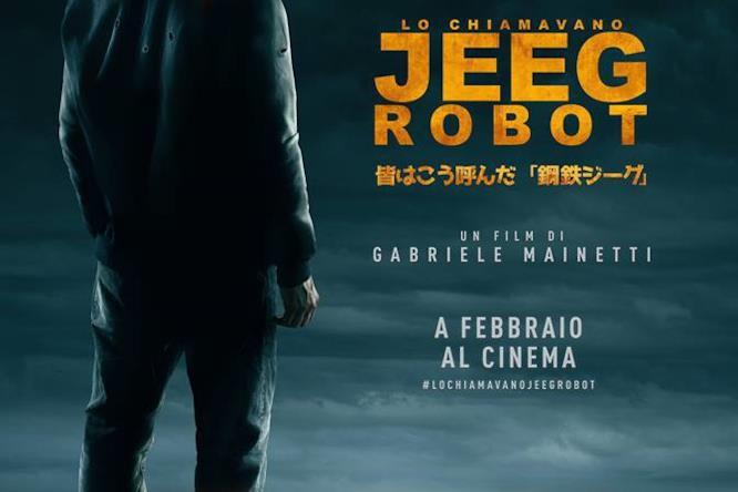 Il protagonista di Lo Chiamavano Jeeg Robot