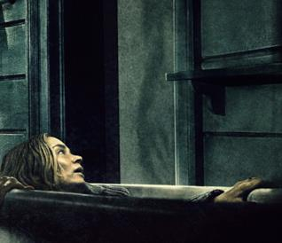 Emily Blunt in Un posto tranquillo