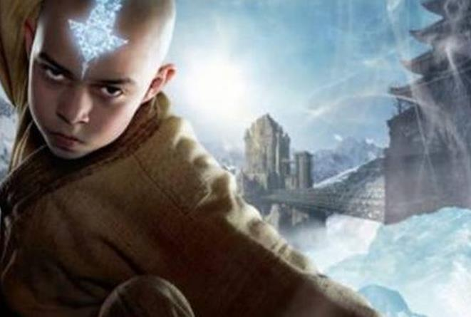 Aang in L'ultimo dominatore dell'aria