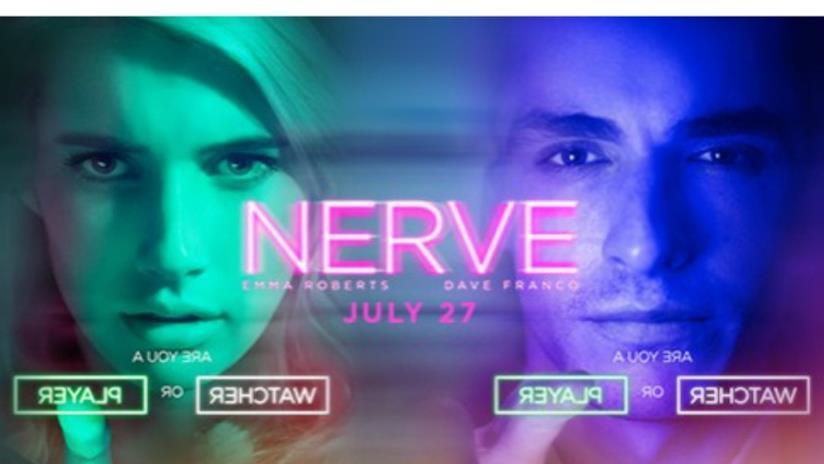 Dave Franco ed Emma Roberts sono i protagonisti di Nerve