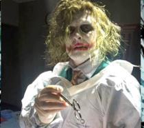 Joker nei fumetti DC, dottore nella realtà