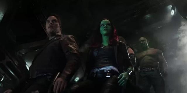 I Guardiani della Galassia nello spot di Avengers: Infinity War