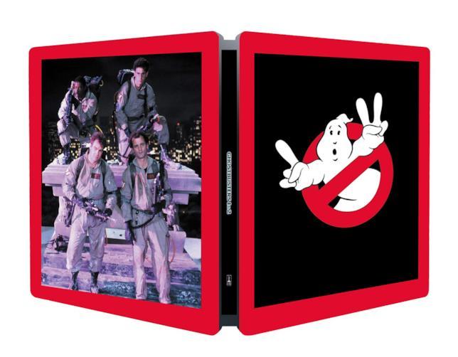 Ghostbusters 1 e 2 in 4K Ultra HD - Edizione Anniversario
