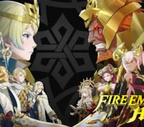 Fire Emblem Heroes: il banner ufficiale