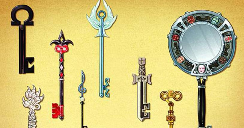 Locke & Key guida all'ignoto