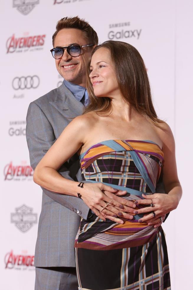Robert Downey Jr. e Susan Levin