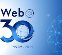 Il browser WorldWideWeb del 1989 ricreato dal CERN