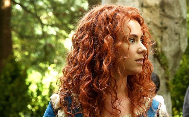 Merida di C'era Una Volta 5 interpretata da Amy Manson