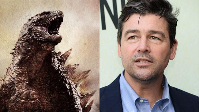 Godzilla e Kyle Chandler