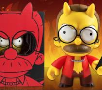 Devil Flanders Kidrobot