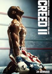 Poster di Creed II ufficiale per l'Italia