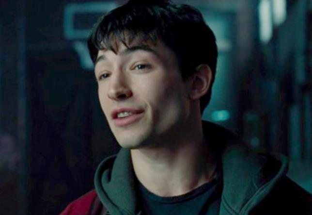 Suicide Squad - Ezra Miller in Flash