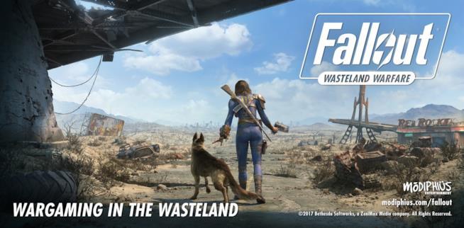 Fallout dai videogame ai giochi da tavolo