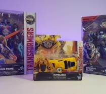Alcune delle action figure Hasbro dedicate a Transformers – L'ultimo cavaliere
