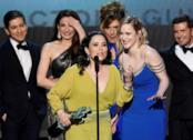 Il cast de La fantastica signora Maisel ai SAG Awards 2020