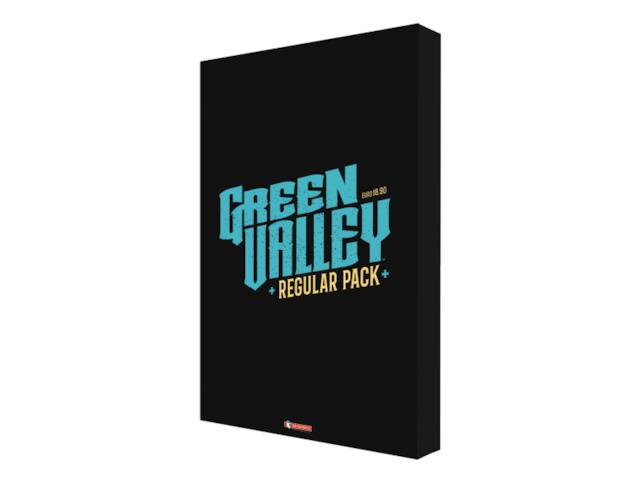 Il regular pack di Green Valley