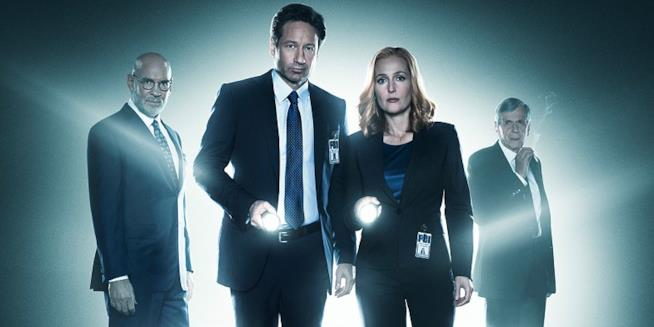 La miniserie evento di X-Files