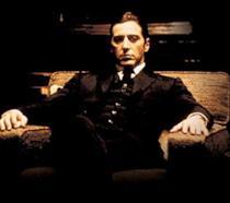Al Pacino è Michael Corleone ne Il padrino - Parte II