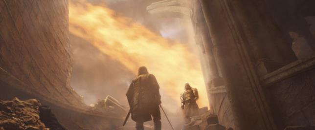 Sandor e Gregor Clegane pronti allo scontro finale