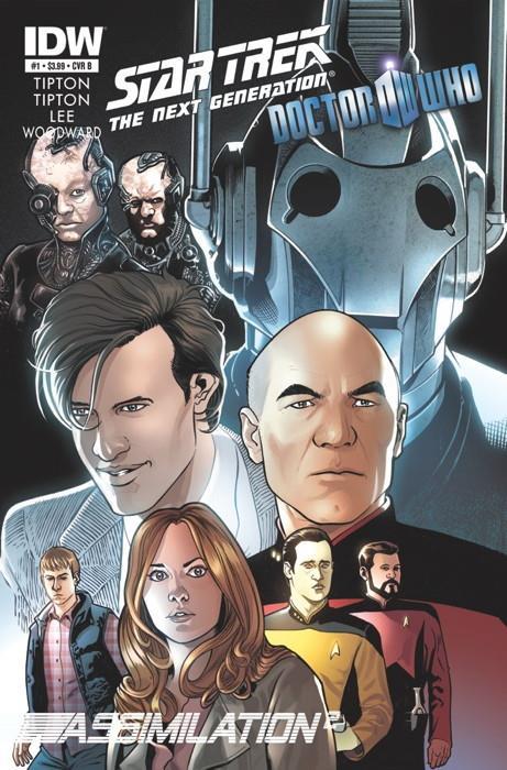 Immagine di Star Trek e Doctor Who
