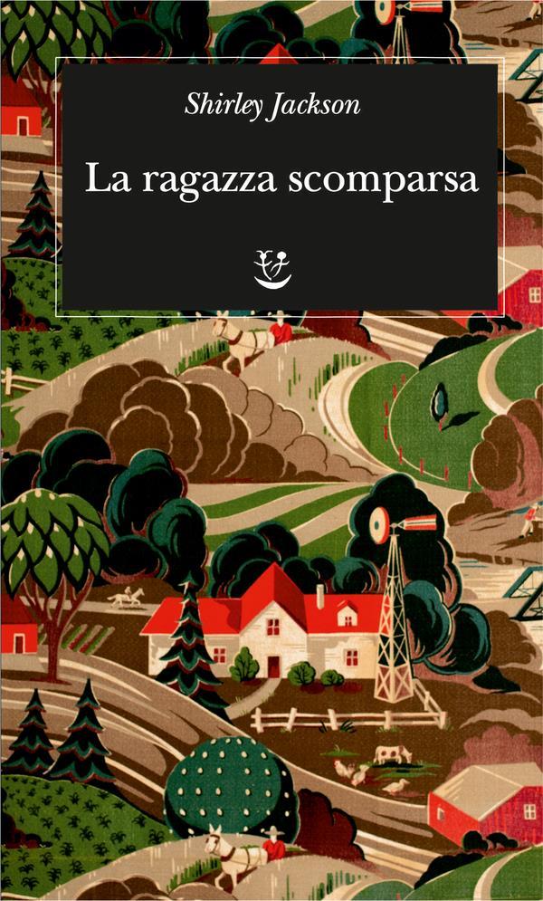 La copertina italiana di La ragazza scomparsa