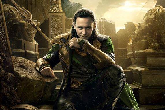 Character poster di Thor: The Dark World dedicato a Loki