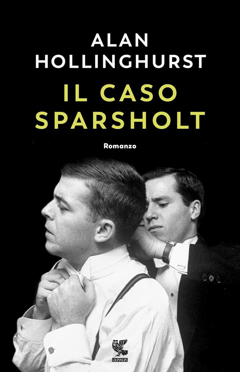 La copertina italiana di Il caso Sparsholt