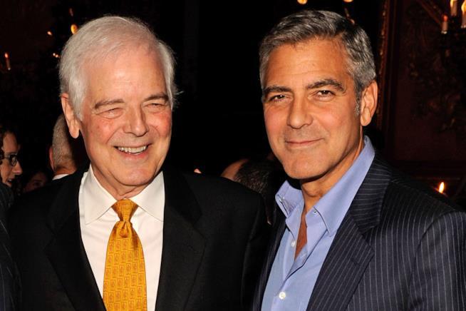 Nick e George Clooney