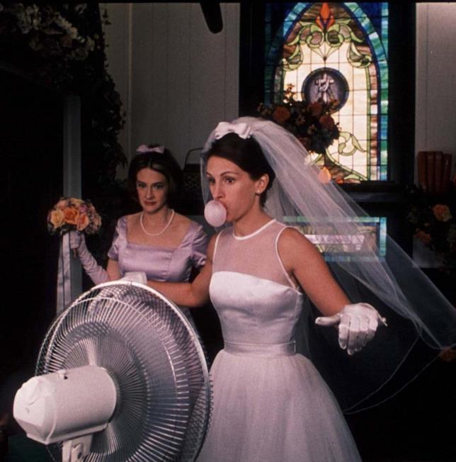 Una scena di Se scappi ti sposo