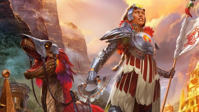 Un'immagine promozionale di Rivali di Ixalan