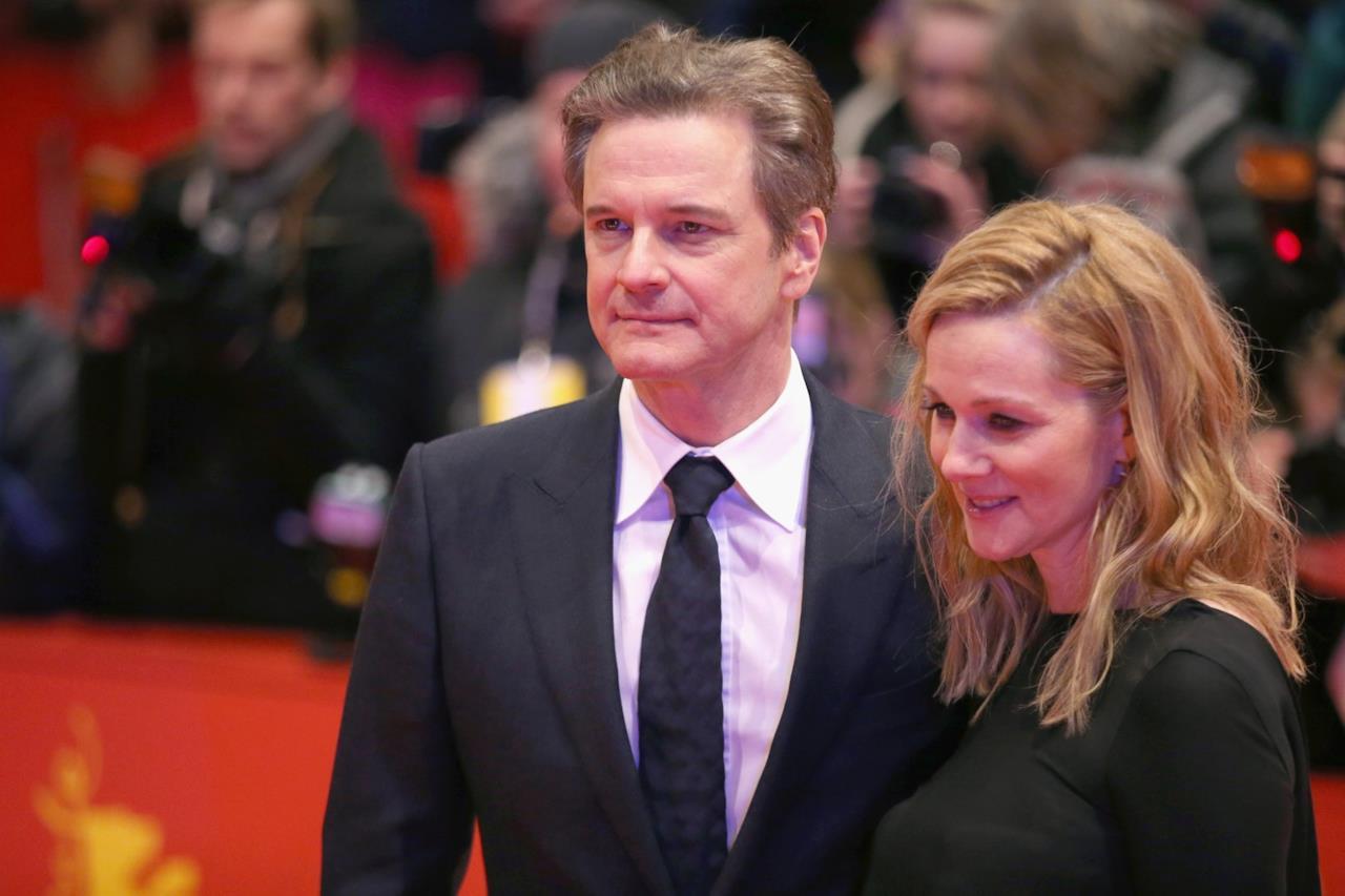 Colin Firth e Laura Linney al Festival di Berlino