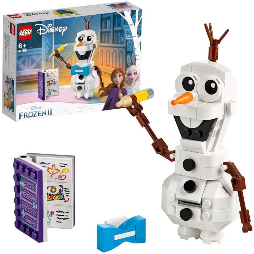 Olaf - Set LEGO di Frozen 2