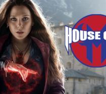 Elizabeth Olsen vuole che Scarlet abbia un film in solitaria e vuole che sia House of M