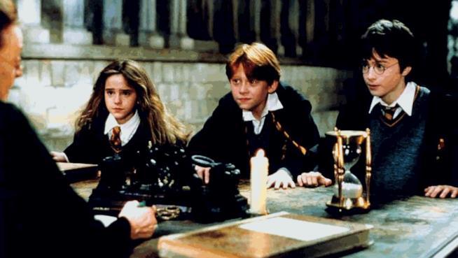 Un'immagine di Harry Potter