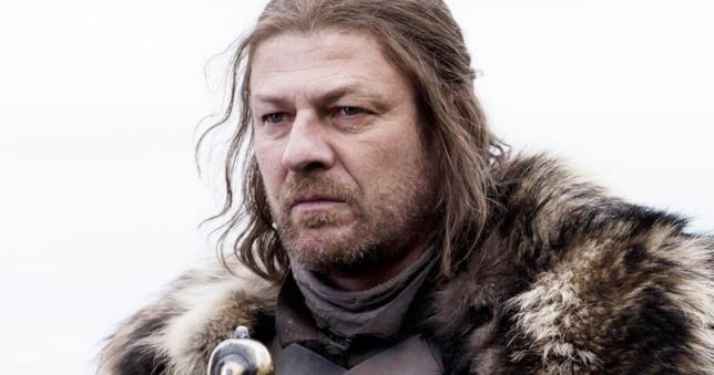Il Lord Protettore del Nord Ned Stark
